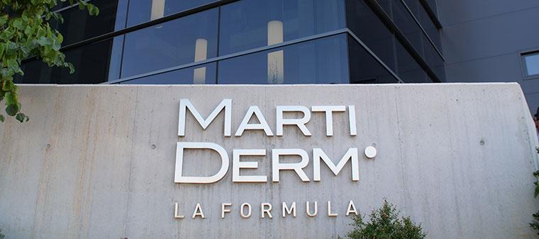 La fórmula de Martiderm sigue creciendo