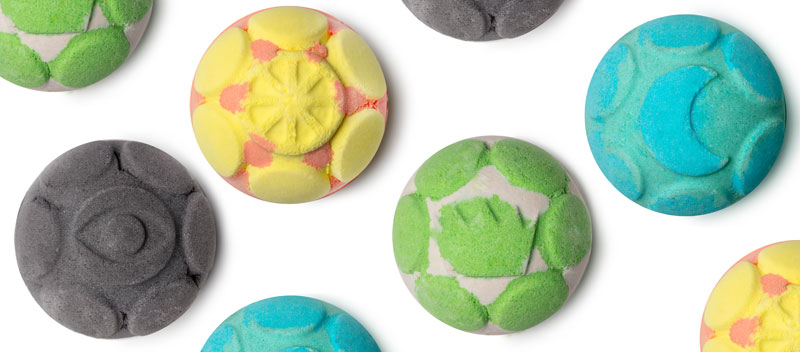 Jelly Bombs de Lush ¡son la bomba!