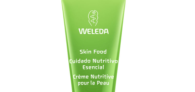 Te regalamos el cosmético estrella de Weleda Skin Food