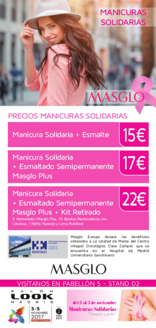 Manicuras Solidarias Masglo