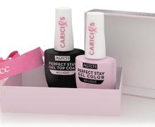 Reparte besos rosas Astor contra el cáncer de mama