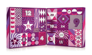 4 Calendarios de Adviento The Body Shop
