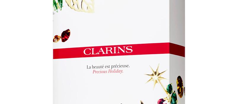 Calendario de Adviento Clarins, ventanas de ilusión