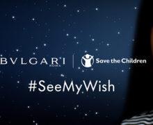 Cierra los ojos con Bvlgari para Save The Children