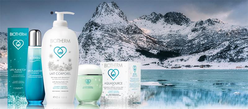Noruega: Objetivo Biotherm Water Lovers 2017