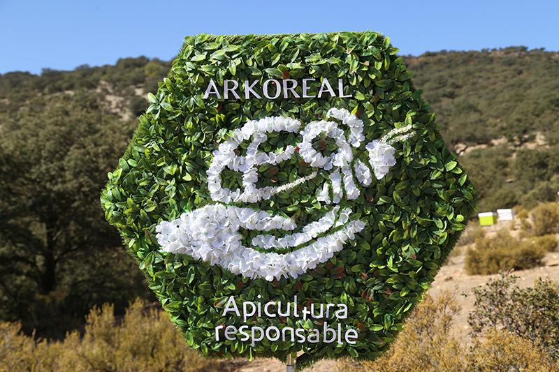 Premio a la apicultura responsable Arkopharma